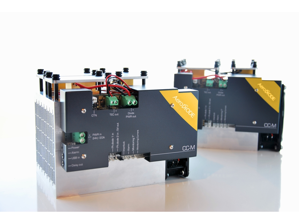 High power laser diode driver