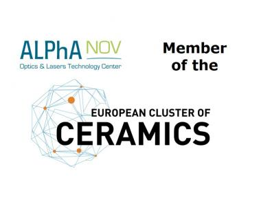 ALPhANOV member of the European Cluster of Ceramics